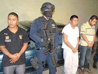 Taking down Zetas cartel leaders has triggered more ...  |Zetas Violence