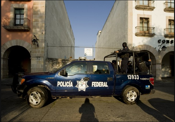 Michoacan - Held Up