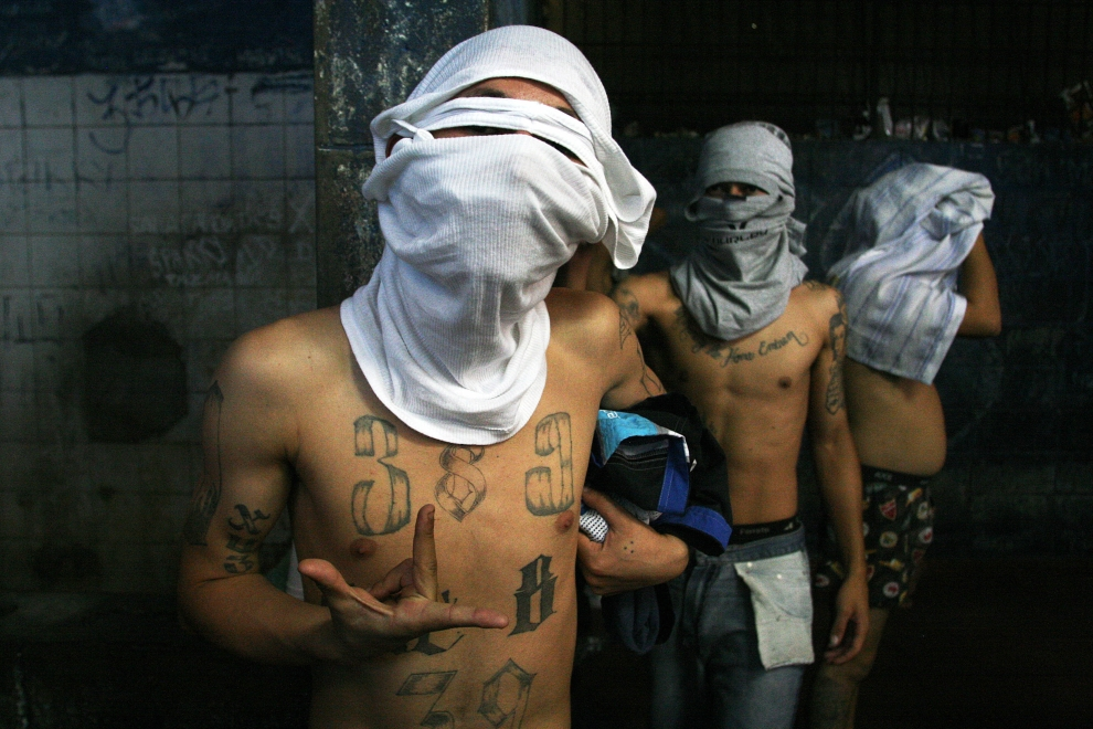 MS-13 Mexican Gang