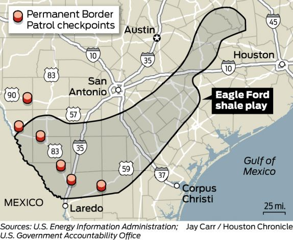 Border Patrol Checkpoints Map Texas | Business Ideas 2013
