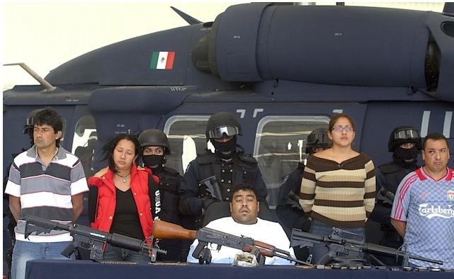 Los Zetas: Mexico's most feared drug cartel has a long ...  |Zetas Violence
