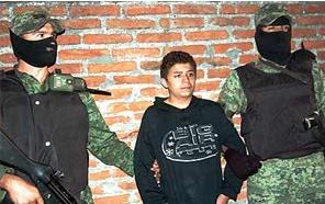 "El Ponchis"" Child Sicario Returns to the US-San Antonio"
